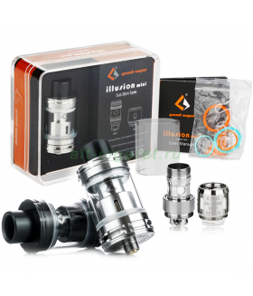 Клиромайзер GeekVape Illusion Mini Sub Ohm Tank 3мл